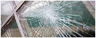 Ilfracombe Smashed Glass